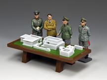 Hitler, His Generals & The Atlantic Wall