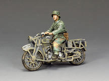 The Normandy Dispatch Rider