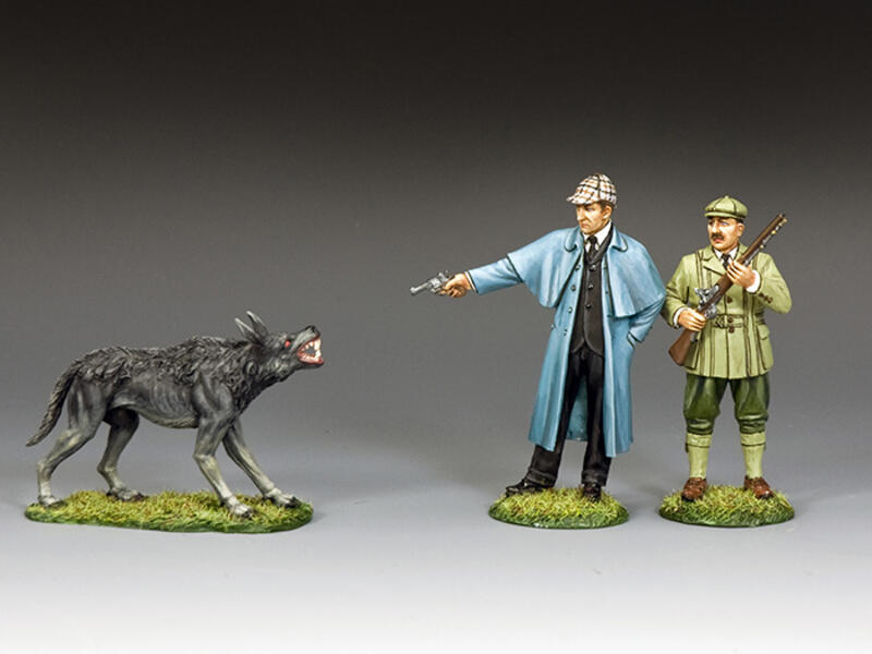 Sherlock Holmes & The Hound of the Baskervilles