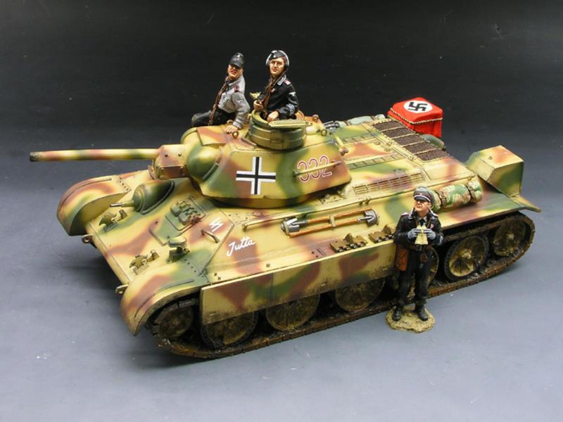 German T34