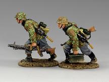 """""""Machine Gun Team Forward!"""""""