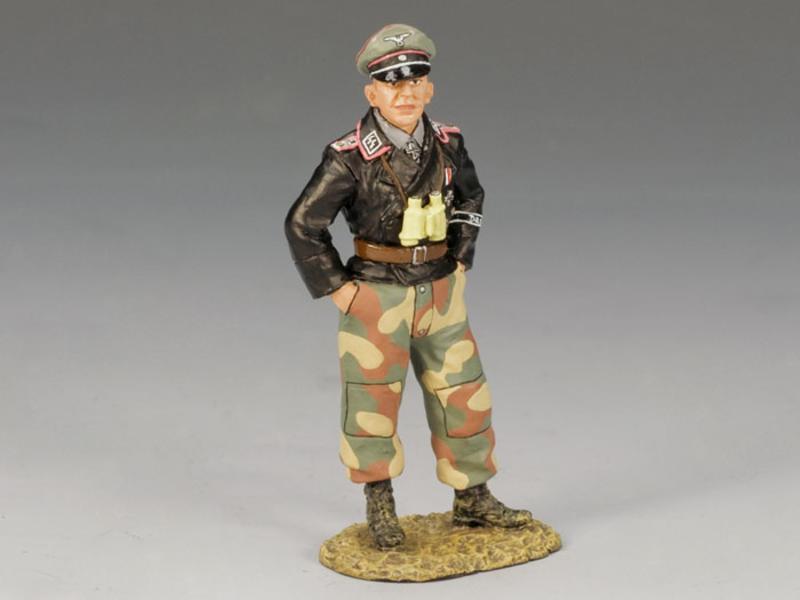 SS Tank Ace Arno Giesen