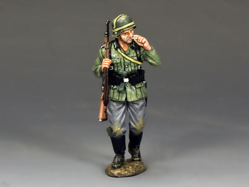 Soldat with Cigarette