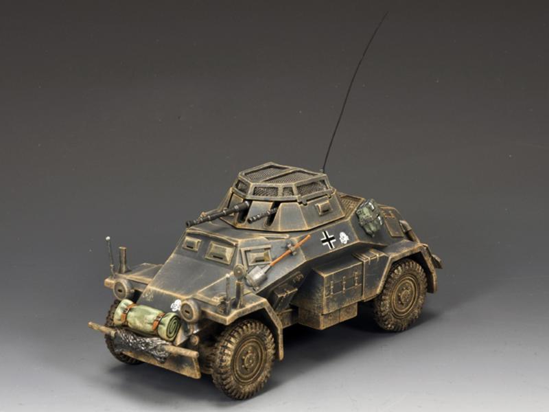 Sd. Kfz. 222 Armoured Car