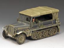 Sd. Kfz.10 Ausf. B Demag