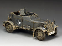 Adler Kfz. 13 Armoured Car