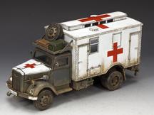 Opel Blitz Field Ambulance
