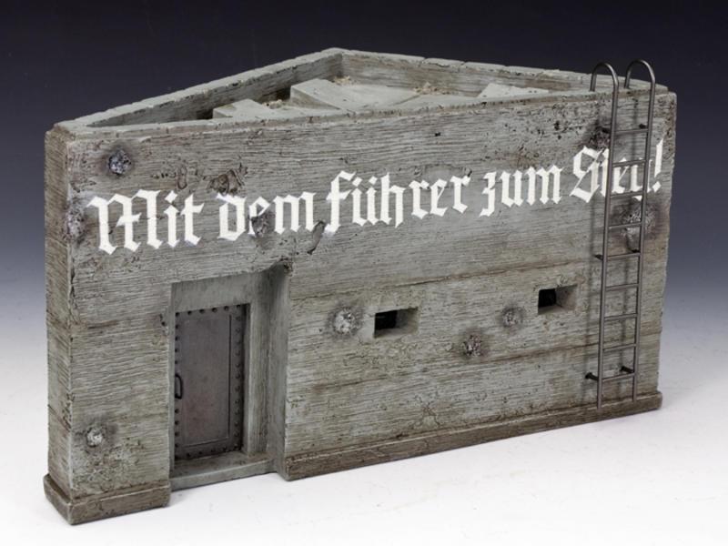 """Hitler's Bunker"" (2nd version)"