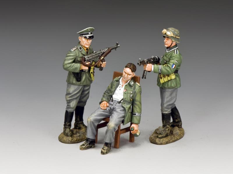 The Death of Fegelein