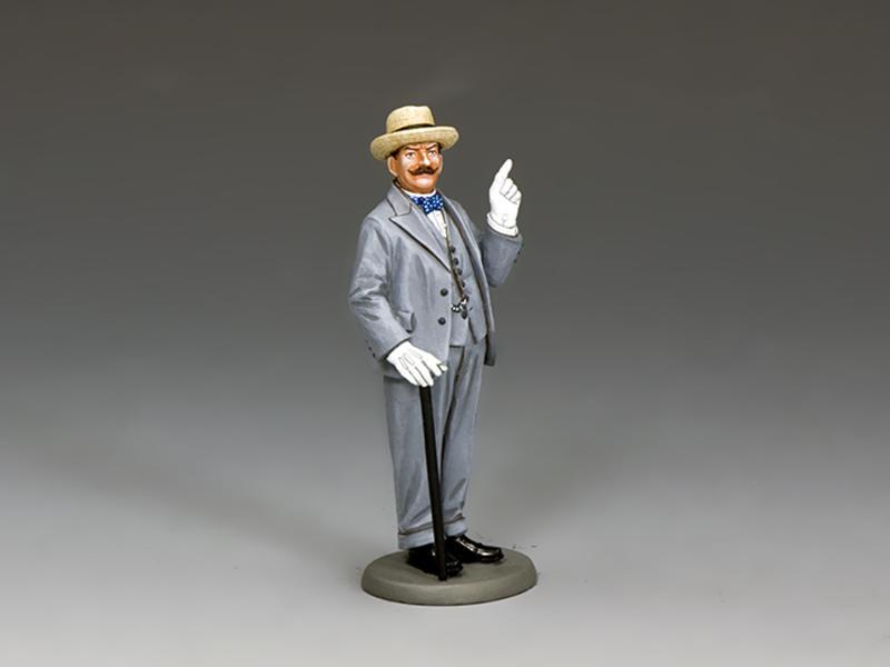 M. Hercule Poirot
