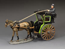The Green Hansom Cab Set