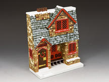 Santa's Christmas Cottage