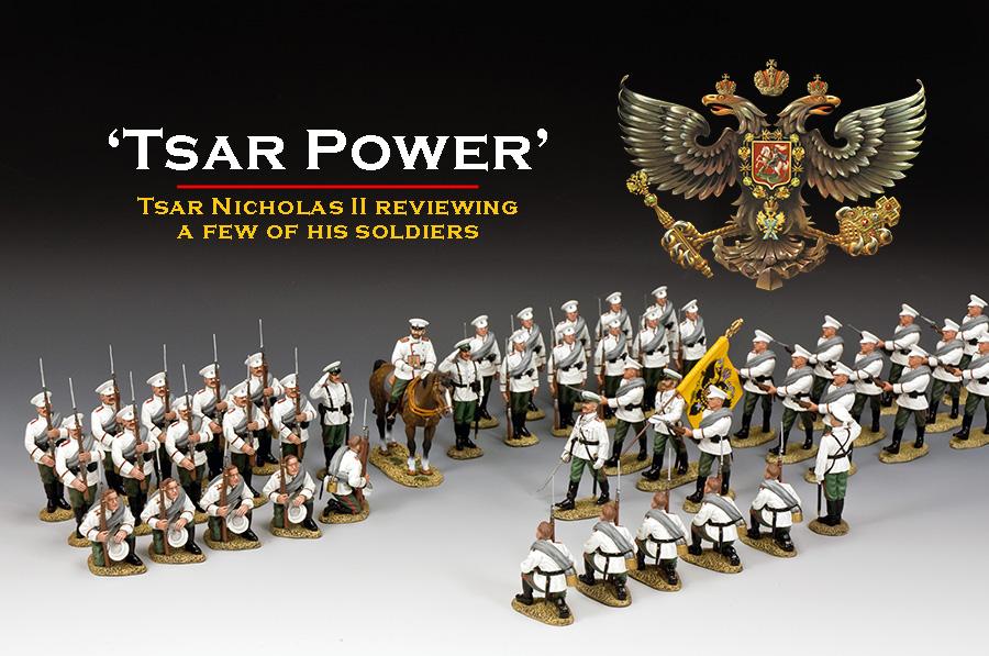 Tsar Power!