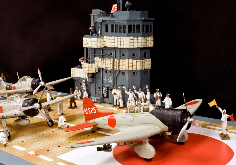 JN047 Dead Japanese Set #1 by King and Country