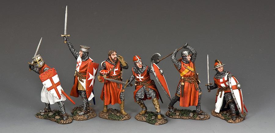Crusaders & Saracens