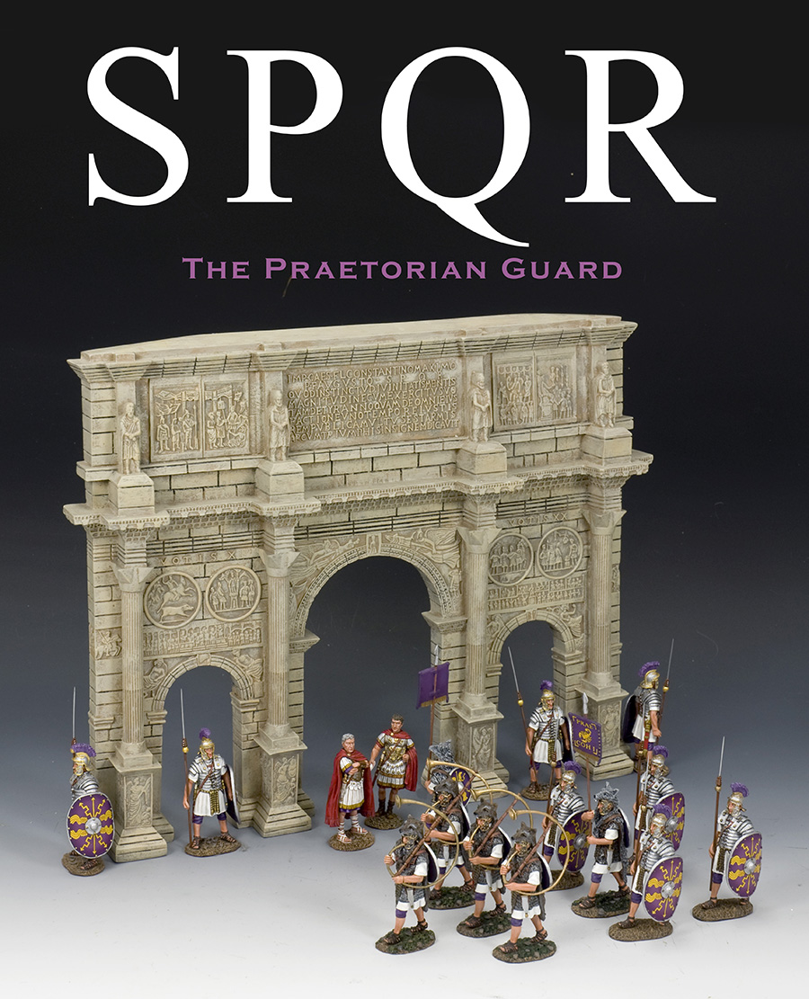 The Palace Guard of Ancient Rome