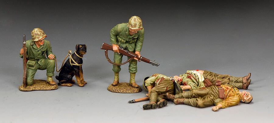 SAME MARINES... DIFFERENT WAR