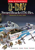 D-Day Sword Beach 0730 Hrs